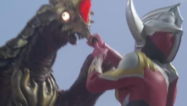 Ultraman Orb Episode 03 Subtitle Indonesia