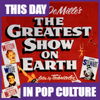 """The Greatest Show on Earth"" Premiered on January 10, 1953."