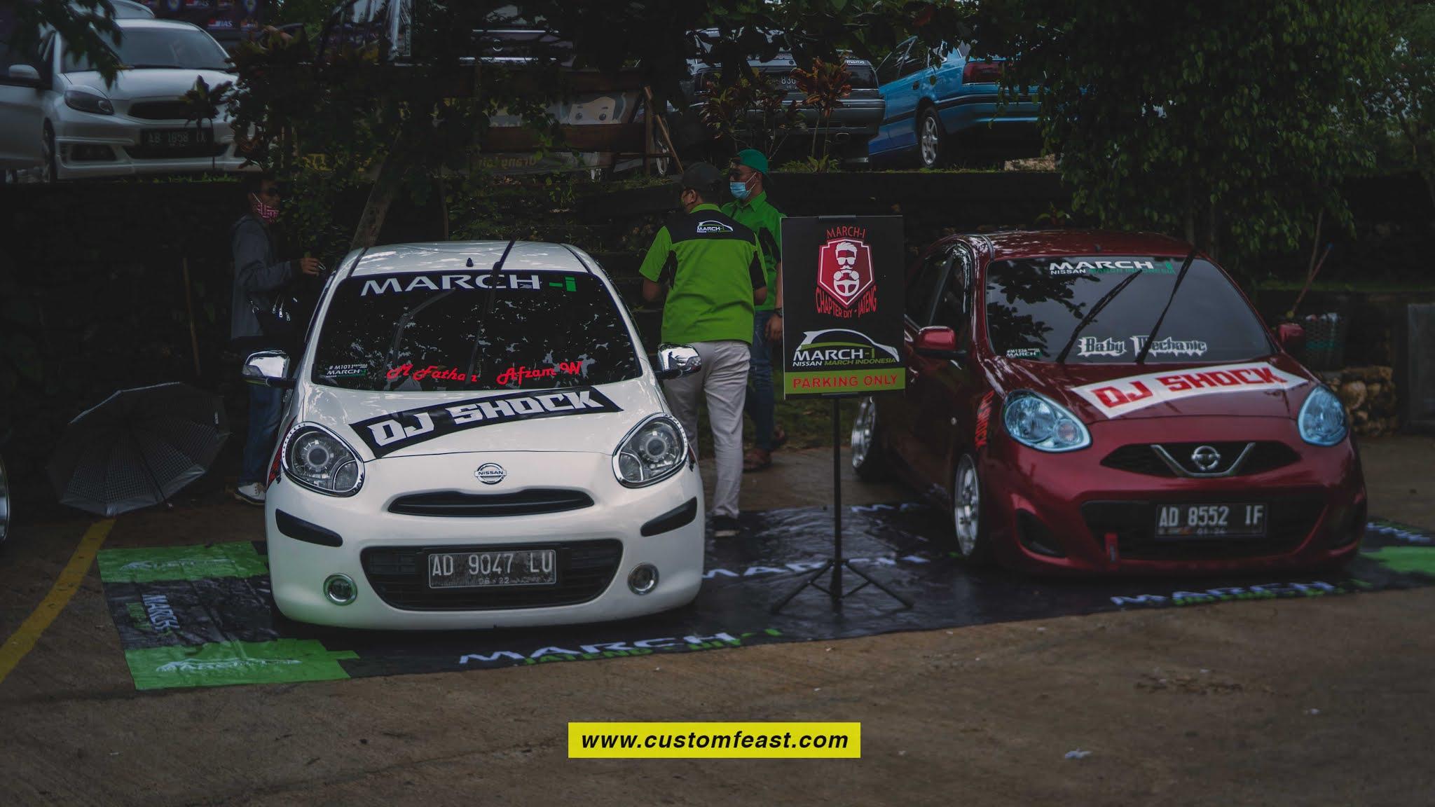 car limbo contest