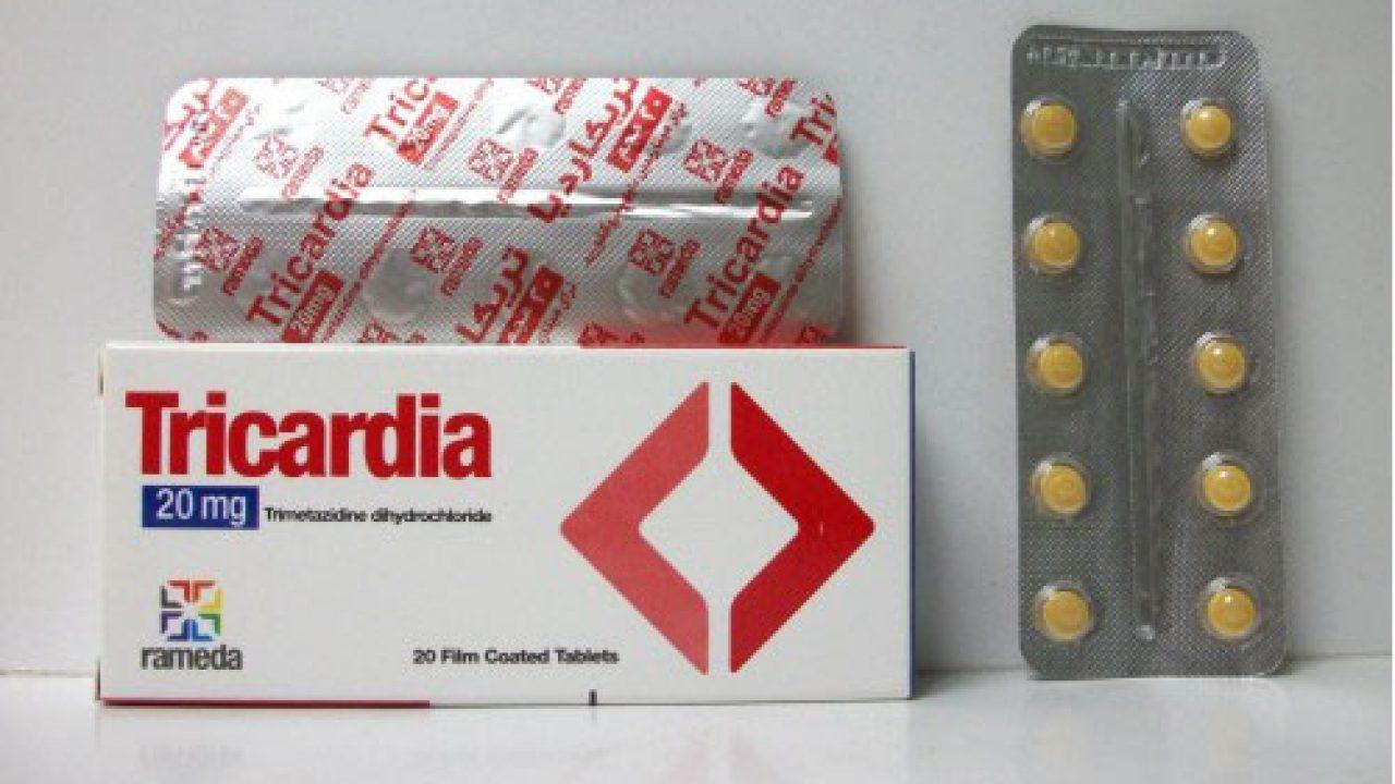 سعر ودواعي استعمال أقراص ترايكارديا Tricardia للدورة الدموية