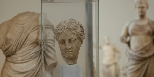 Περιηγηθείτε στο Εθνικό Αρχαιολογικό Μουσείο μέσα σε 13 λεπτά -Με ένα μόνο κλικ
