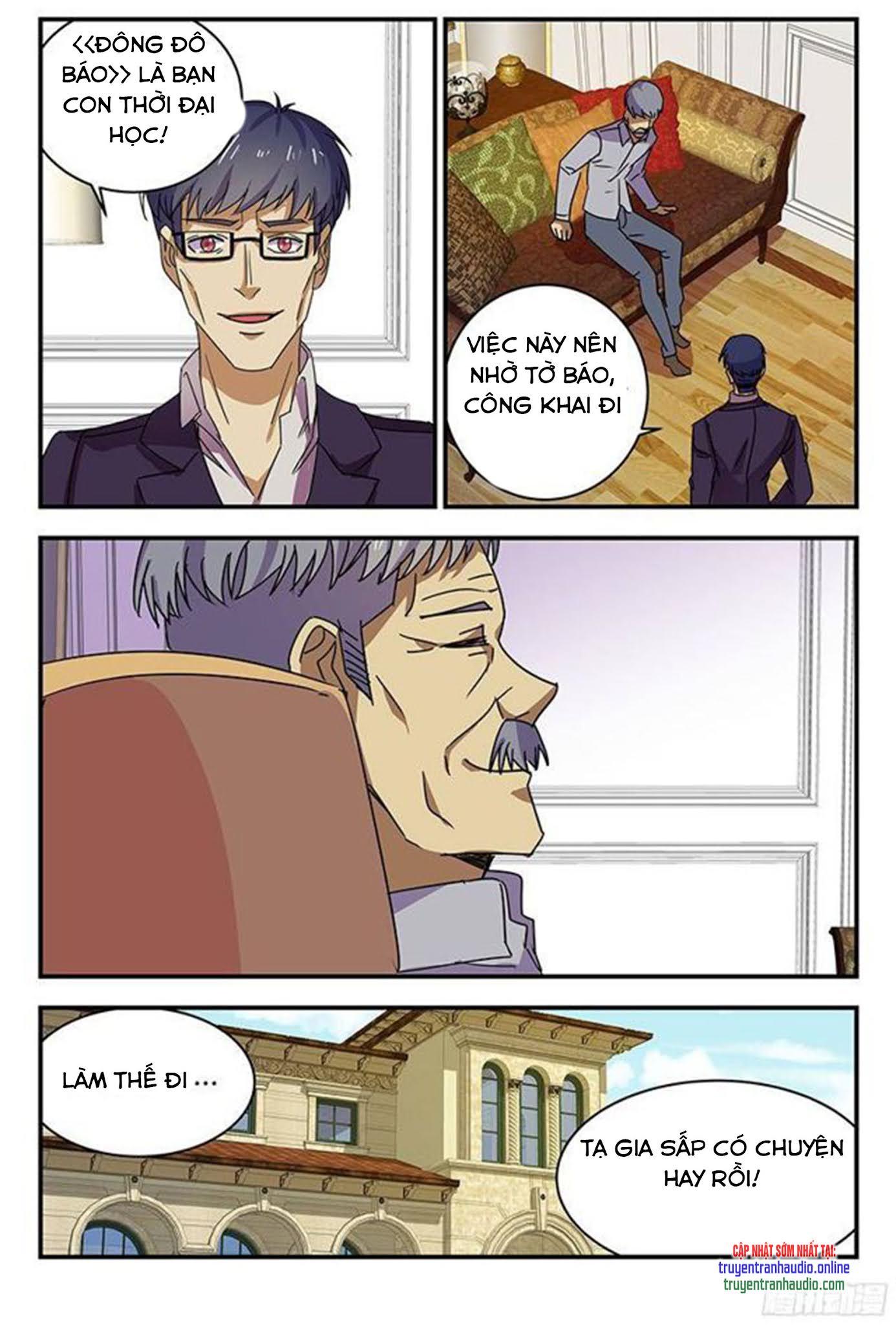 Long Ẩn Giả chap 65 - Trang 6
