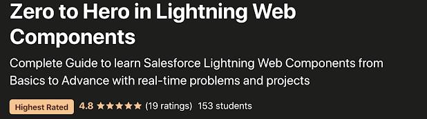 Learn LWC in Salesforce