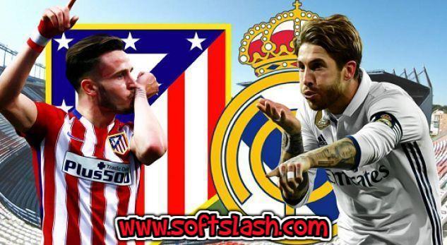 بث مباشر ريال مدريد و أتليتيكو مدريد بدون تقطيع او عبر freeiptv بمختلف الجودات