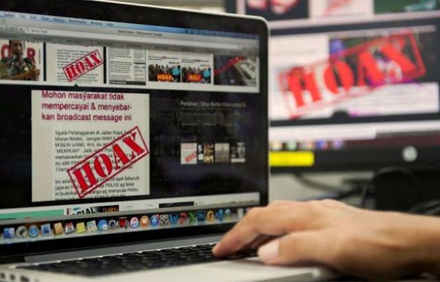Alasan Mengapa Berita Hoax Sangat Cepat Menyebar