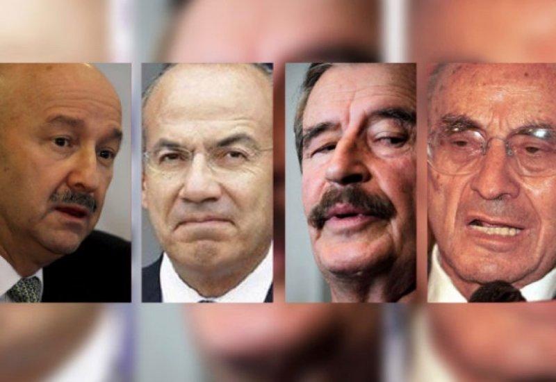 ¡Adiós a las pensiones de los expresidentes! Senado da inicio a su cancelación con iniciativa.
