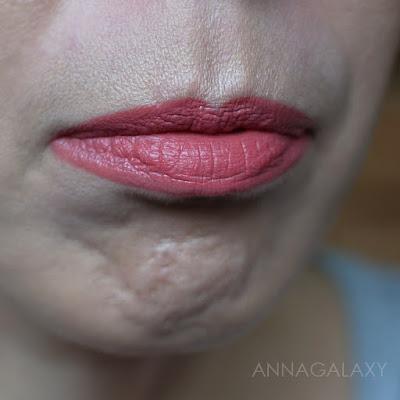 Макияж с Velvet Matte Lipstick D03 Chawla Imagic PROfessional Cosmetics