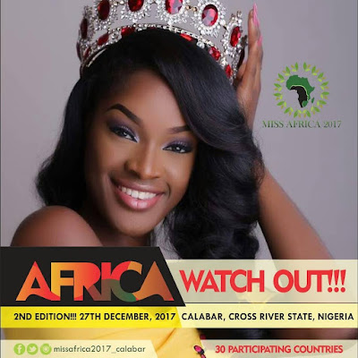 Picture%2B3 - Watch out for the 2nd Edition of the Miss Africa 2017 beauty pageant holding 27th December, Eve of Carnival Calabar 2017 with the theme #Migration