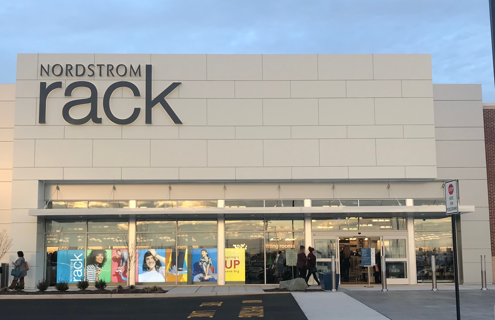 c626788b Nordstrom Rack will open its fabulous 36,000 square foot location to the  public on March 8th at Chimney Rock Crossing in Bridgewater, New Jersey.