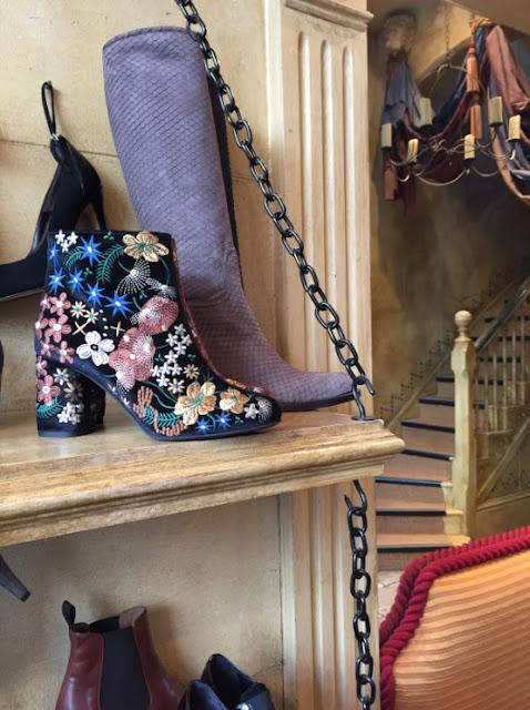 Keith Scarrott shoe designer