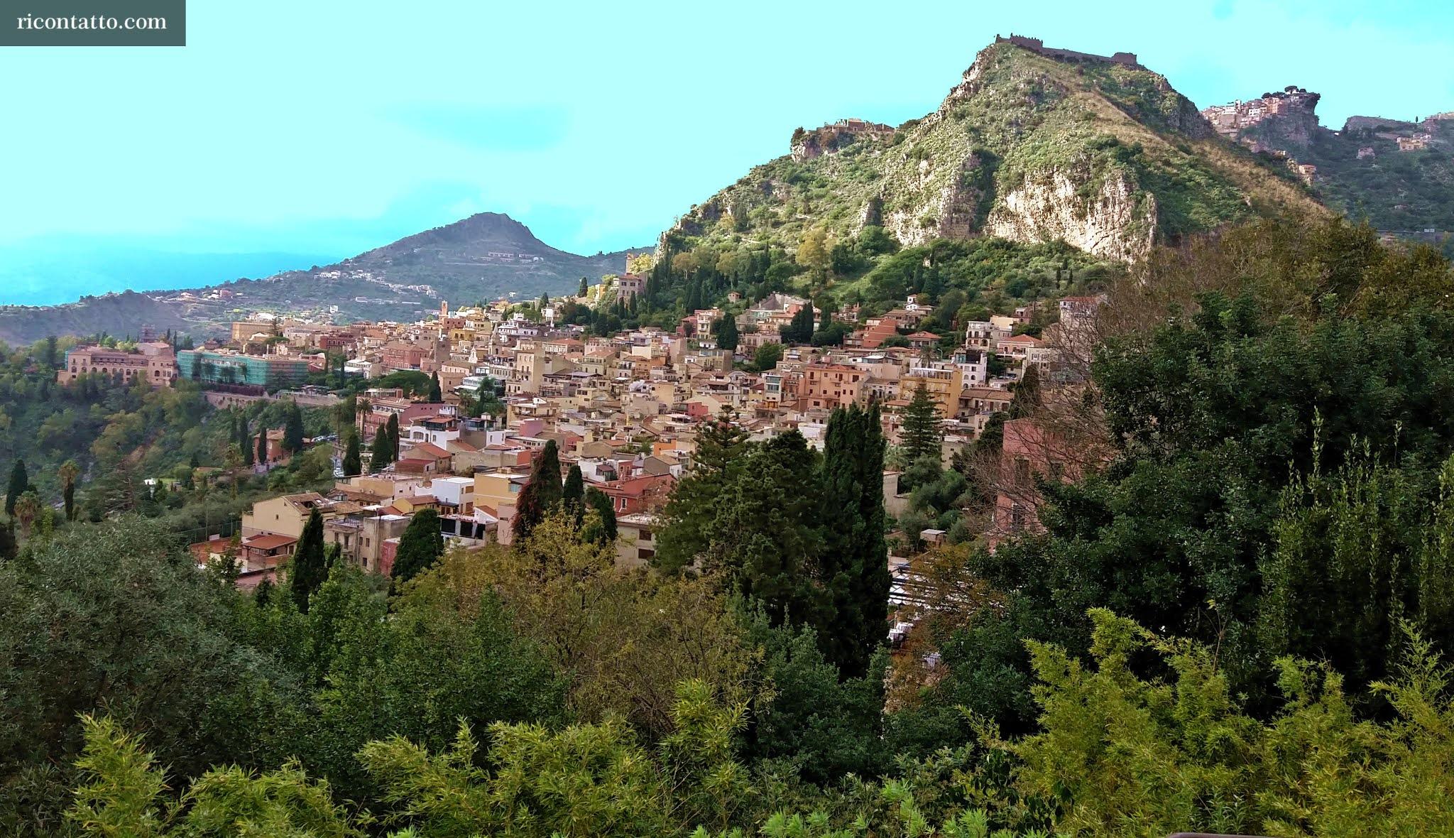 Taormina, Sicilia, Italy - Photo #01 by Ricontatto.com
