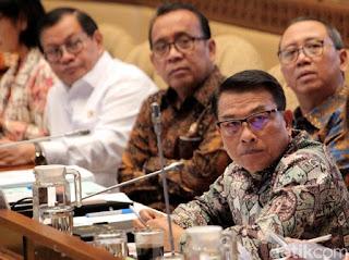 Moeldoko Ungkap 3 Pihak yang Bisa Wakili Istana, Jubir Presiden Tak Termasuk