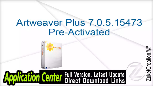 Artweaver Plus 7.0.5.15473 Pre-Activated