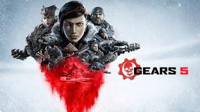 Arte oficial de Gears 5