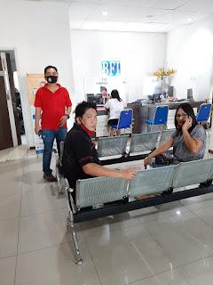 YLKI Sulut : PT BFI Finance Indonesia Tbk Manado Jangan Persulit Debitur ditengah Pandemi Covid-19
