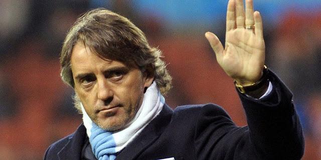 Roberto Mancini menjadi Kandidat Manajer Baru Leicester City