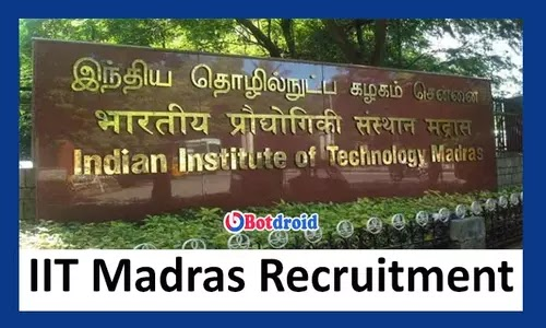 IIT Madras Recruitment 2021, Apply Online for Non-Teaching Job Vacancy in IIT Madras