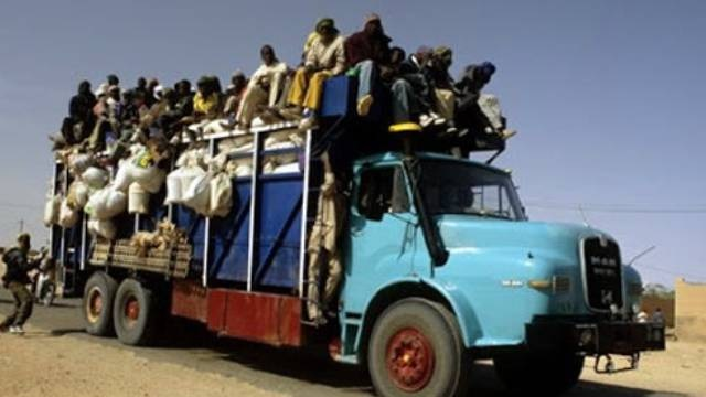 Two Truckload Of 120 Almajiris Intercepted In Cross River Sent Back To The North