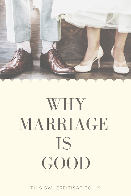 why being married is good