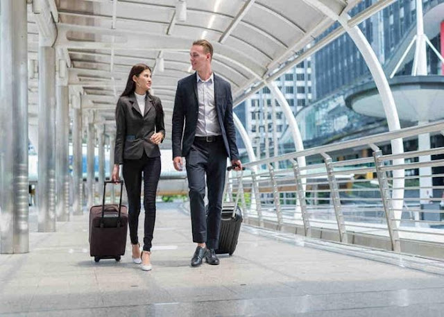 You can apply for a business visa for short business trips