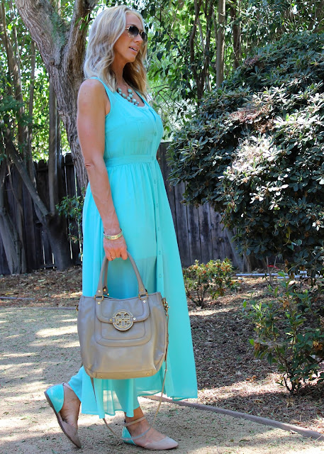 mint sundress