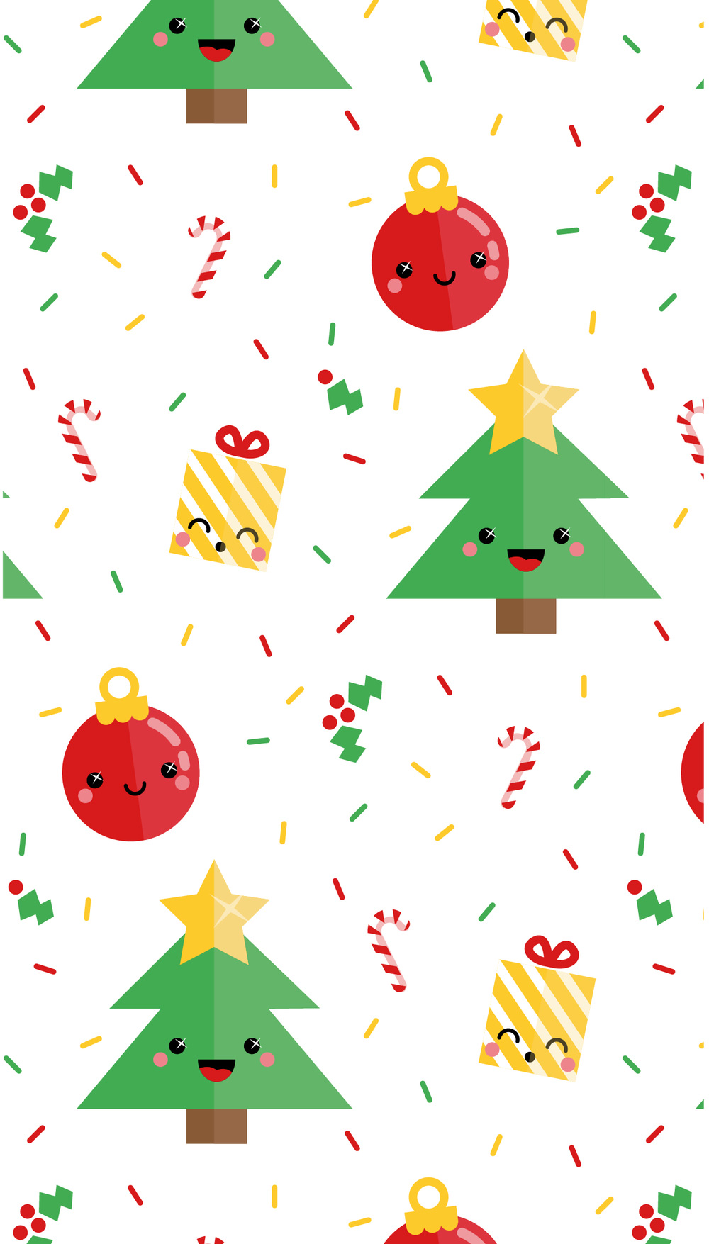 Christmas HD Wallpaper for iPhone