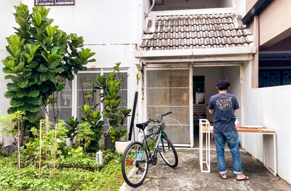 Kopi Lapan Belas, Kelana Jaya