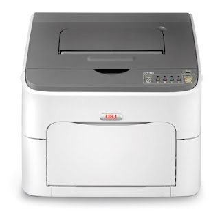 is color Digital LED Printer is a mid make printer that is fine at printing OKI C110 Driver Download