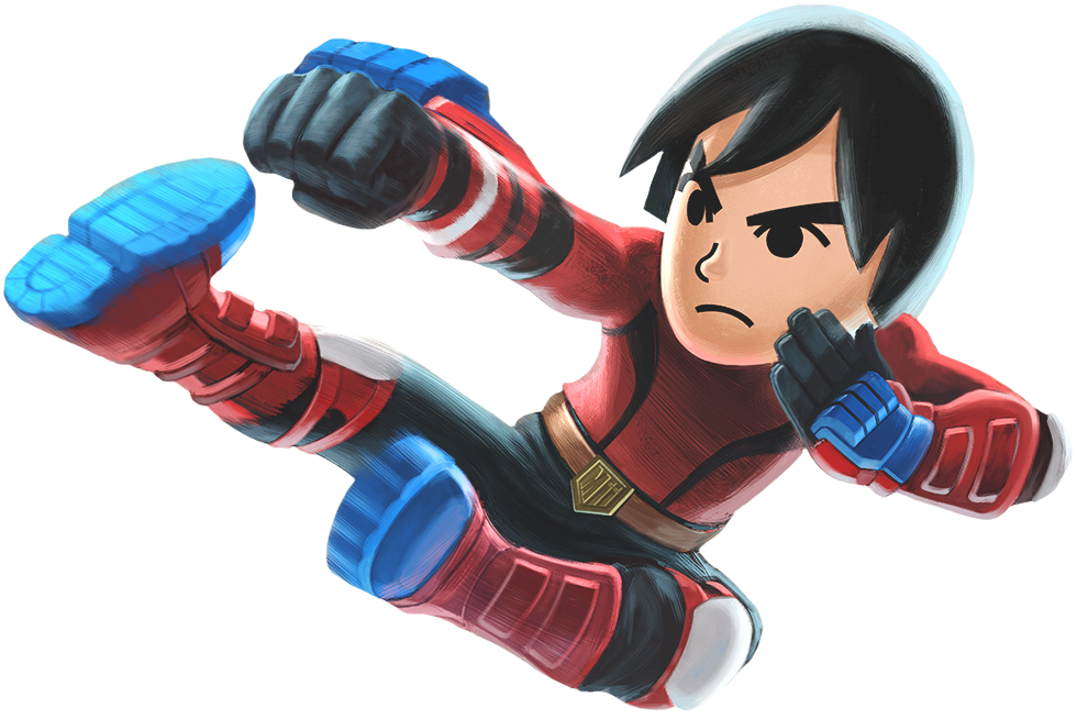 Mii Brawler (Super Smash Bros.)