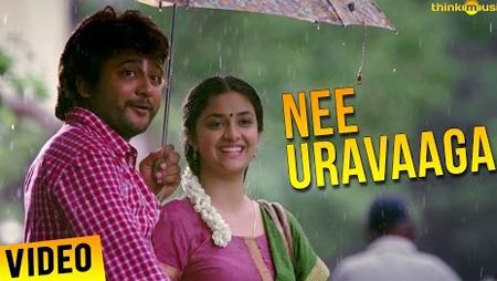 Nee Uravaaga Video Song | Paambhu Sattai | Bobby Simha, Keerthy Suresh | Ajesh | Adam Dasan