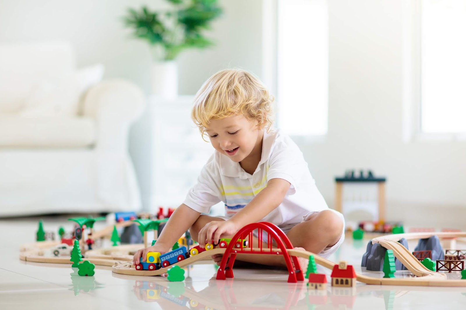 21 Of The Best Gifts For Kids Who Love Trains