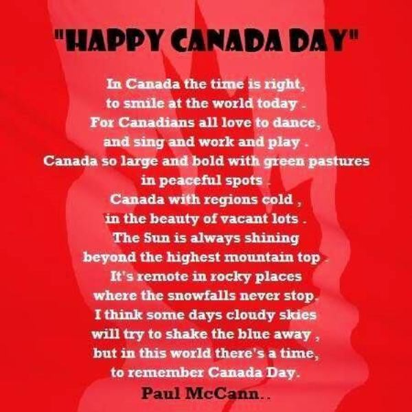Happy Canada Day Quotes