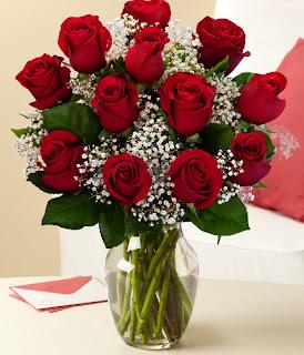 Bunga Hari Valentine