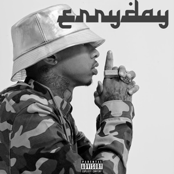 Tyga - Erryday - Single Cover