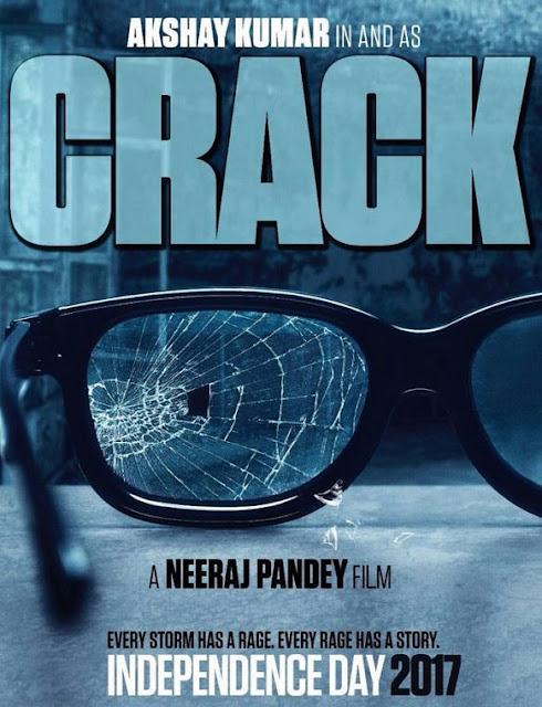 Crack, Crack Movie, Crack Poster, Crack First Look , Crack Akshay Kumar