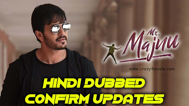 Mr. Majnu Hindi Dubbed Movie