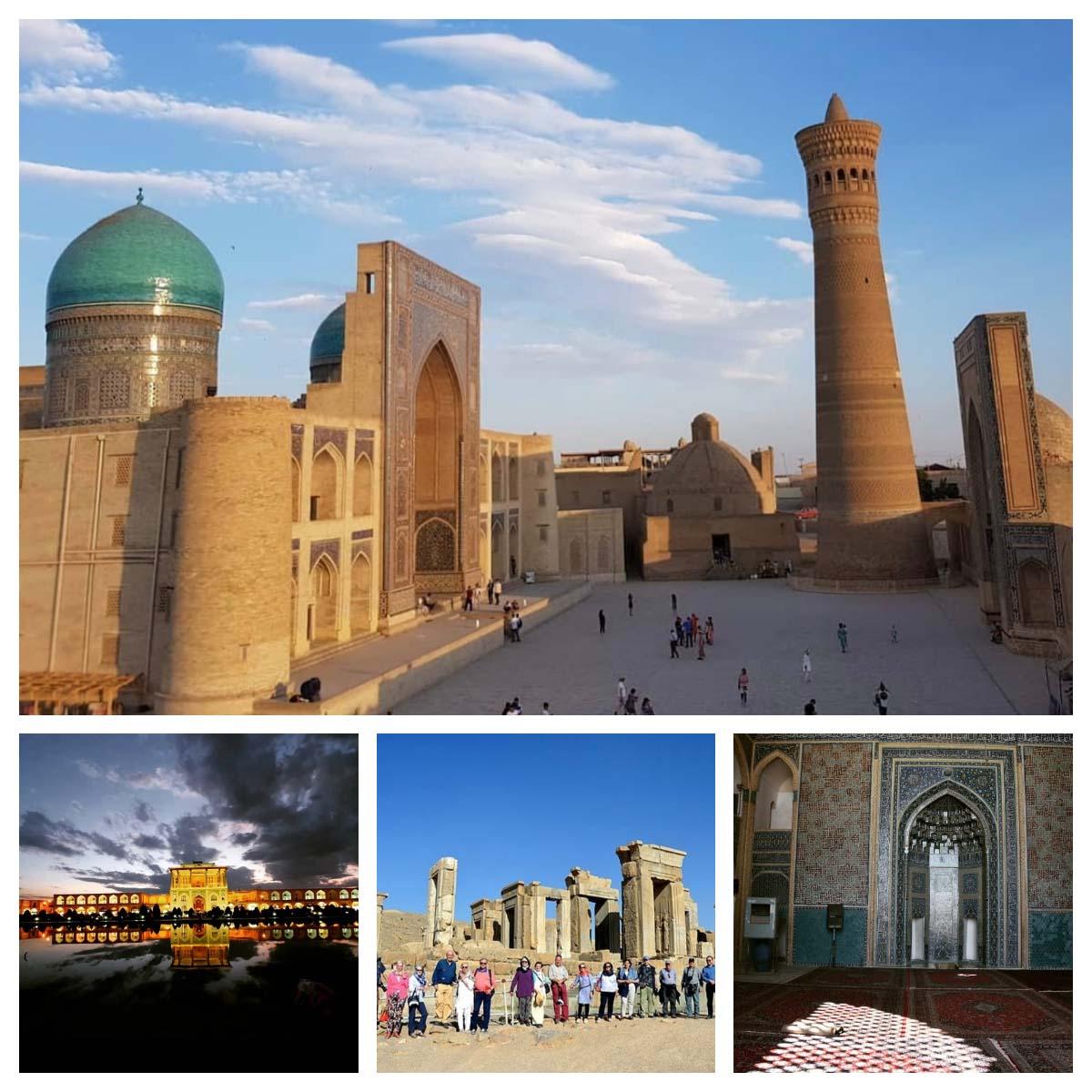 Guia de Turismo em Português no Irã