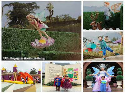 Fairy Garden Bandung - Wisata Edukasi Dan Rekreasi Anak lembang bandung