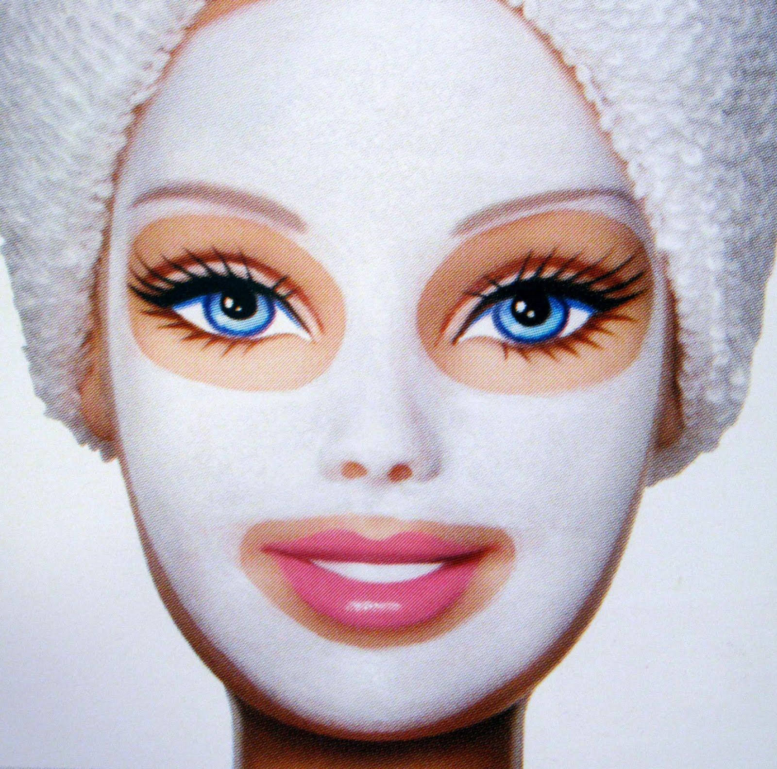 Doğal cilt beyazlatma maskeleri