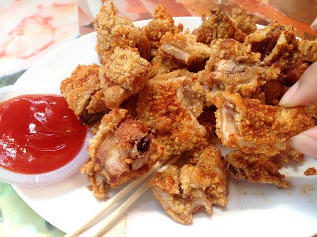 Ayam Gunting Restoran Singgah Selalu