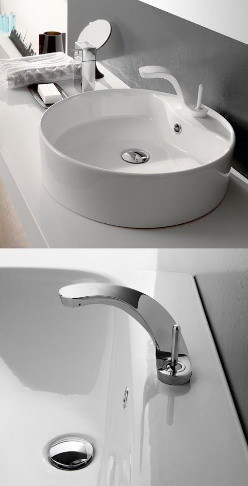 white-porcelain-chrome-faucet