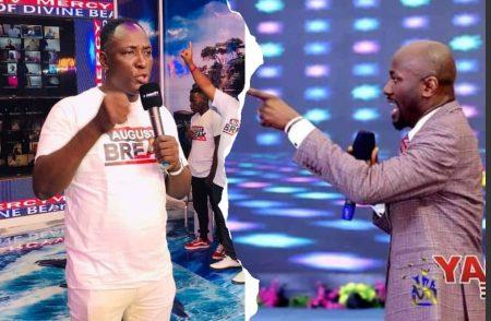 Miracle Money: Popular Billionaire Prophet, Jeremiah Fufeyin backs Apostle Johnson Suleman, says miracle money is real