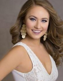 Kylee Solberg - contestant miss america 2017