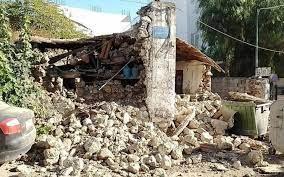 Crete struck by 5.8-magnitude earthquake