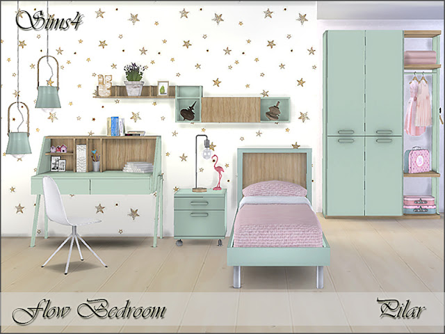 02-02-2021  Flow Bedroom