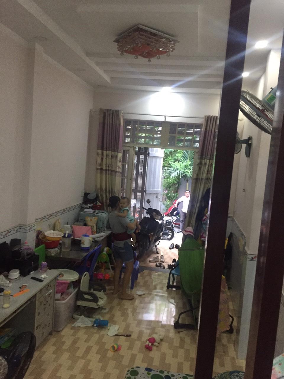 Bán nhà Hẻm xe hơi Đường số 3 phường Bình Hưng Hòa A quận Bình Tân