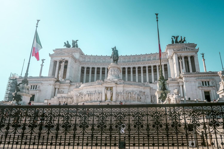 Rome Italy Streets