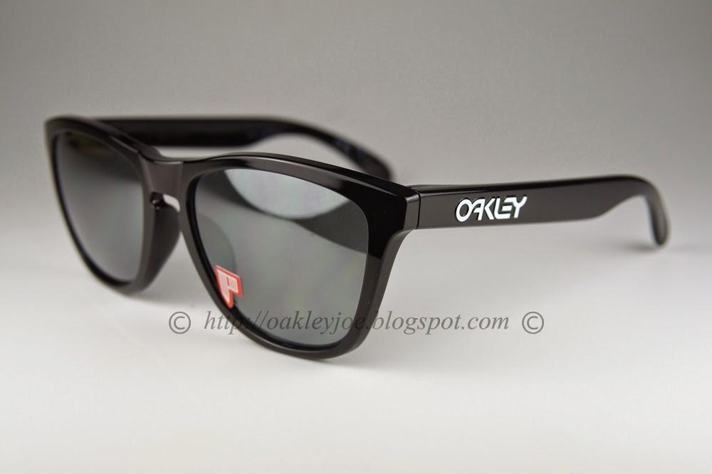 2e3b45d385e Oakley Frogskins (asian Fit) Oo9245-02 Polished Black black Iridium ...