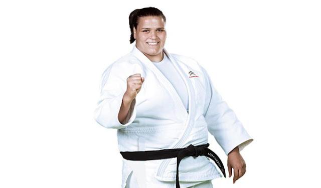 L'athlète tunisienne Nihel Cheikhrouhou (+78 kg) a terminé à la 7e place