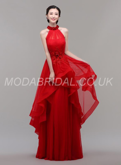 Top 5 Stunning Red Prom Dresses